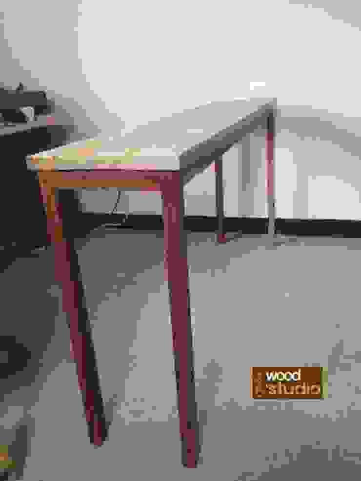 홍스목공방 Living roomSide tables & trays