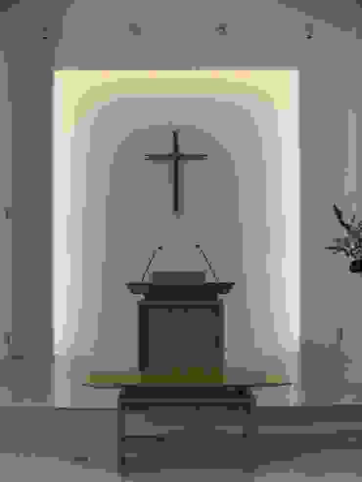 北栄キリスト教会 の ホリゾン アーキテクツ 北欧