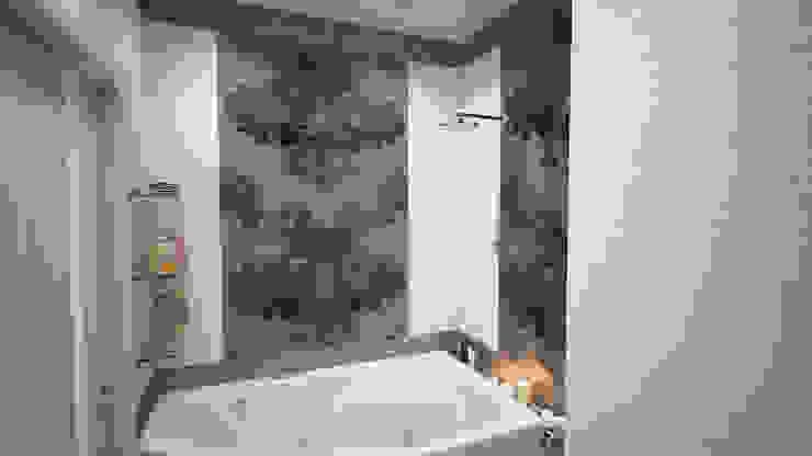 Дизайн-проект квартиры в г. Москве Ванная в классическом стиле от SmaginVladimir Классический