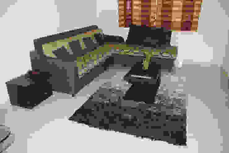 Living room: modern  by VGA Designers,Modern Plywood