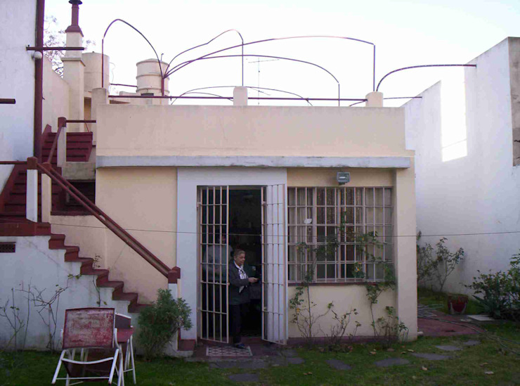 房子 by Paula Mariasch - Juana Grichener - Iris Grosserohde Arquitectura
