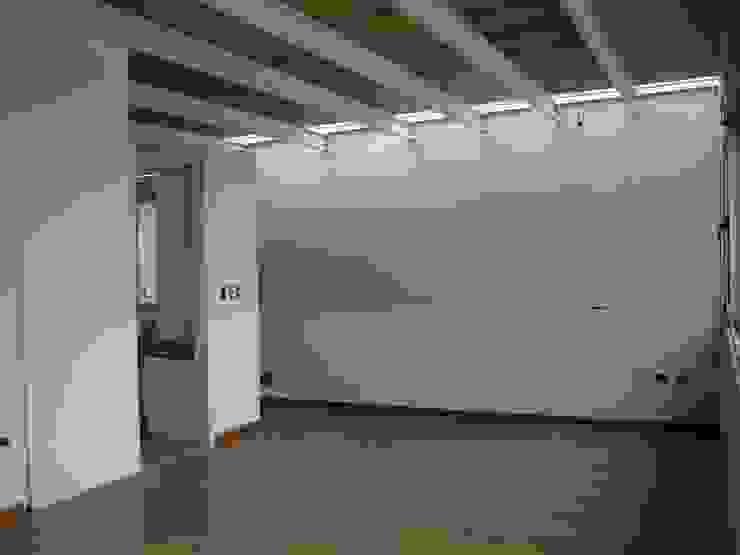 Quartos modernos por Paula Mariasch - Juana Grichener - Iris Grosserohde Arquitectura Moderno