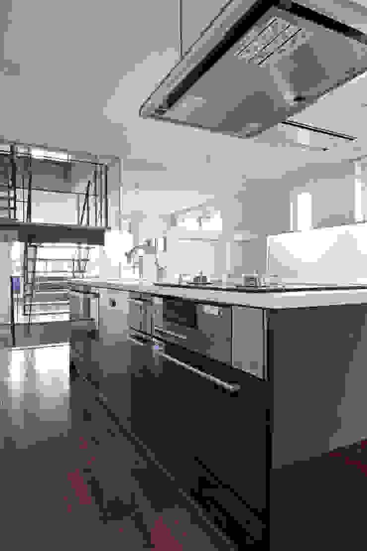 Y邸 オリジナルデザインの キッチン の 株式会社アーキネット京都1級建築士事務所 オリジナル