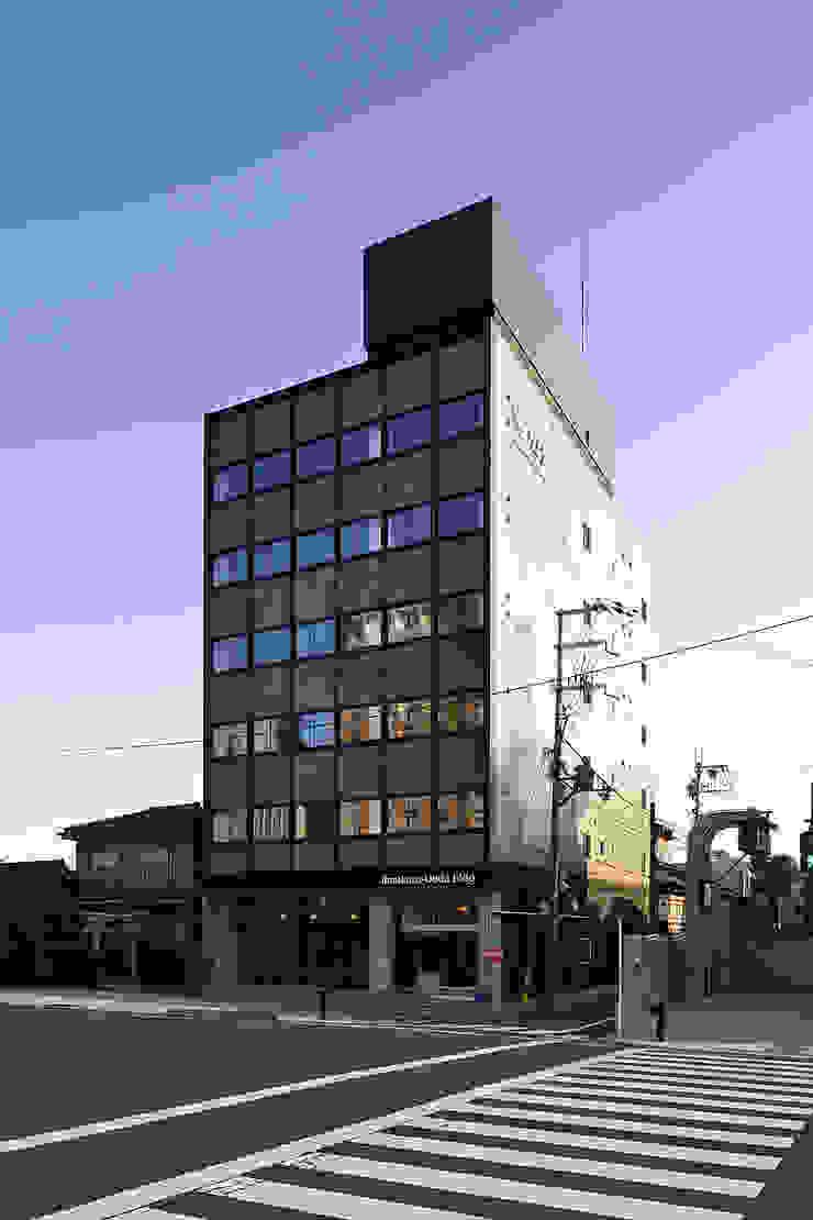 Jimukino-Ueda - ジムキノウエダ - インダストリアルな 家 の 株式会社アーキネット京都1級建築士事務所 インダストリアル