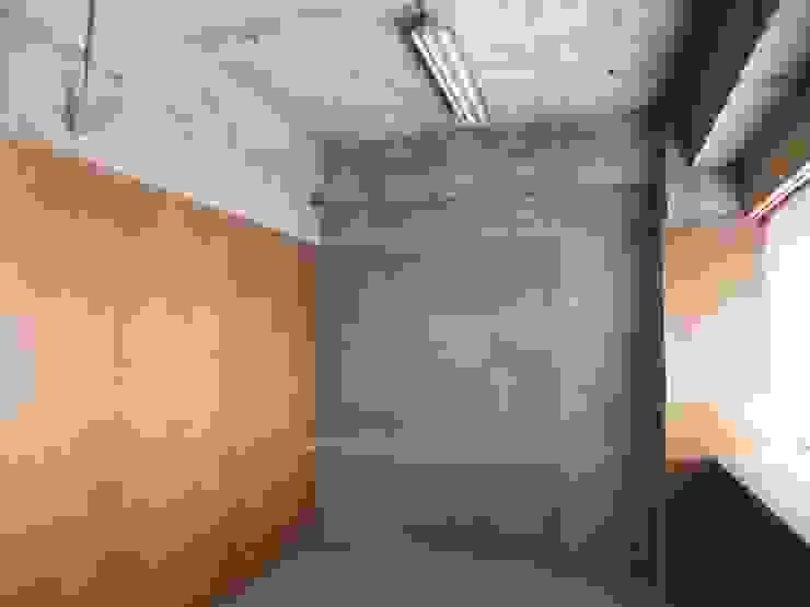 Jimukino-Ueda - ジムキノウエダ -: 株式会社アーキネット京都1級建築士事務所が手掛けた工業用です。,インダストリアル