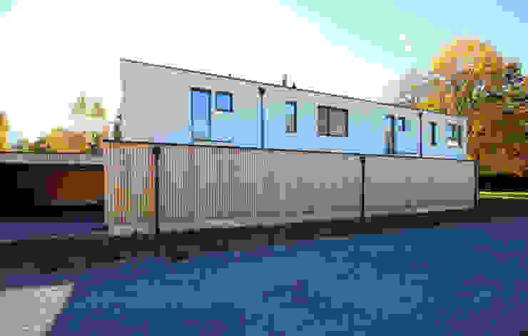 BESTO ZT GMBH_ Architekt DI Bernhard Stoehr Casas modernas: Ideas, imágenes y decoración