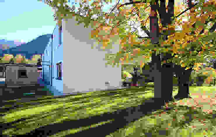 Casas de estilo  por BESTO ZT GMBH_ Architekt DI Bernhard Stoehr, Moderno