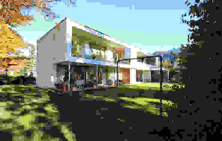 DOPPELHAUS H. Moderne Häuser von BESTO ZT GMBH_ Architekt DI Bernhard Stoehr Modern
