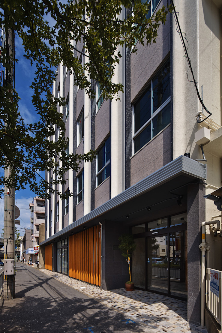 丸福ビル オリジナルな 家 の 株式会社アーキネット京都1級建築士事務所 オリジナル