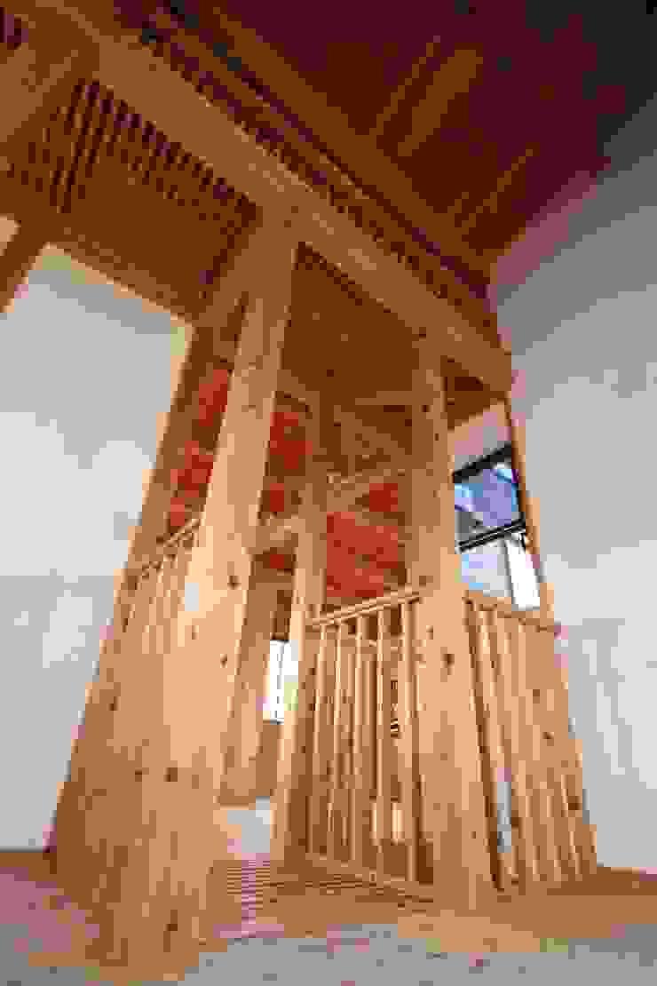 スギバコ オリジナルスタイルの 寝室 の 凰建設株式会社 オリジナル