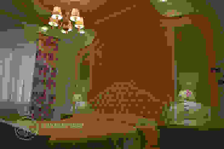 Дизайн дома 120 м2 Спальня в стиле модерн от Contempodes Модерн