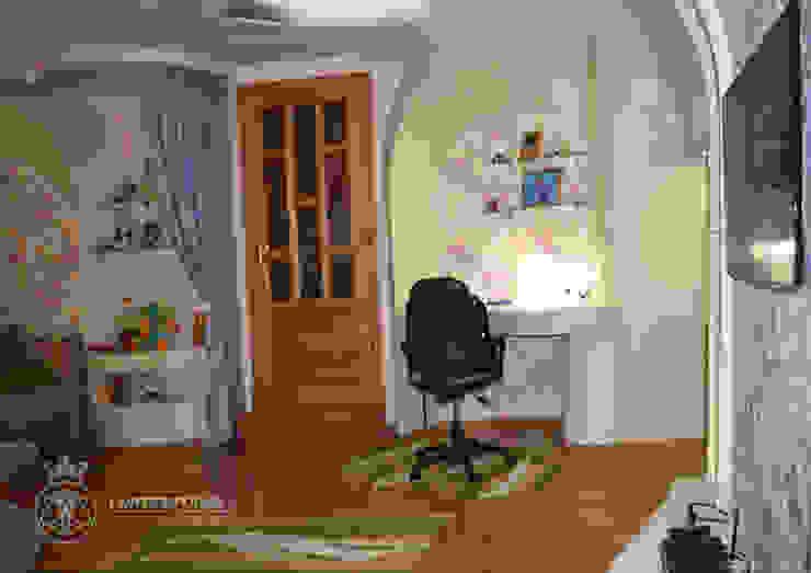 Дизайн дома 120 м2 Детская комната в стиле модерн от Contempodes Модерн