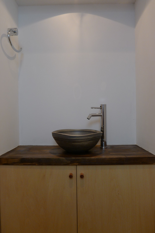 栗東の家 モダンスタイルの お風呂 の 株式会社 atelier waon モダン