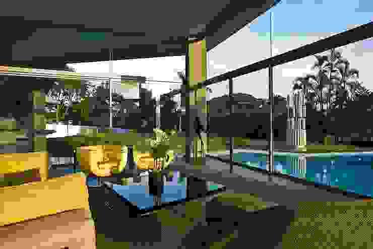 Salas de estar modernas por oda - oficina de arquitectura Moderno
