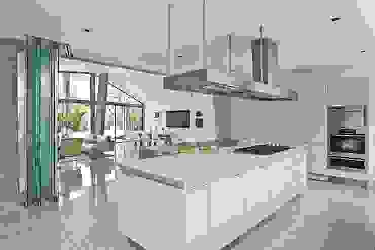 oda - oficina de arquitectura Cocinas de estilo moderno