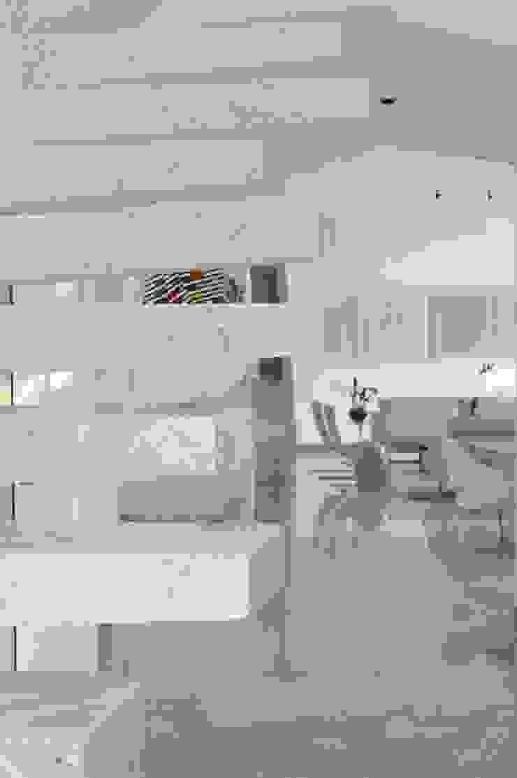 oda - oficina de arquitectura Moderne Wohnzimmer