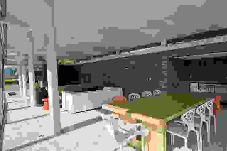 oda - oficina de arquitectura Moderne Esszimmer