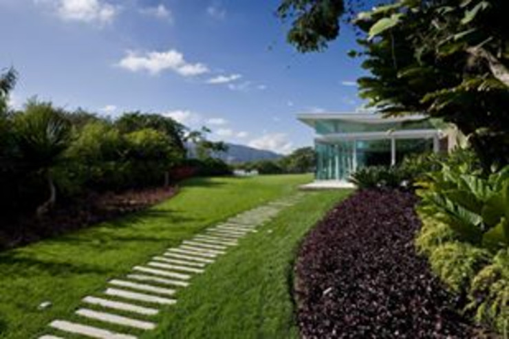 oda - oficina de arquitectura Moderner Garten