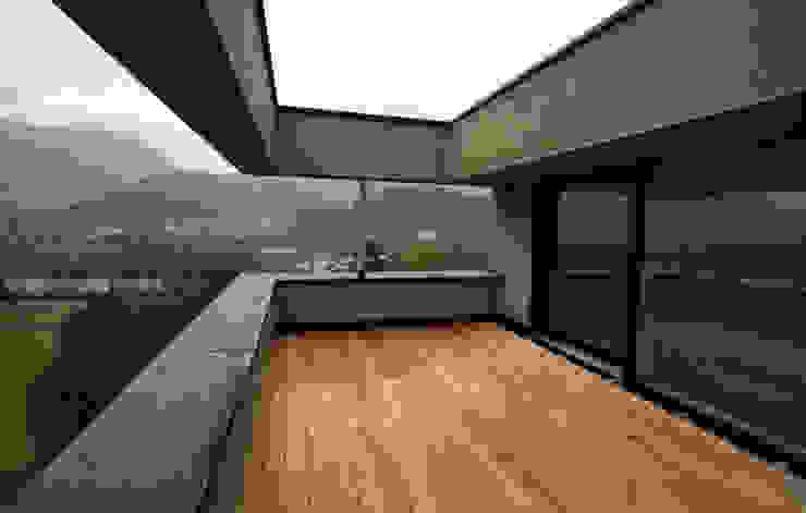 Projekty,  Taras zaprojektowane przez BESTO ZT GMBH_ Architekt DI Bernhard Stoehr