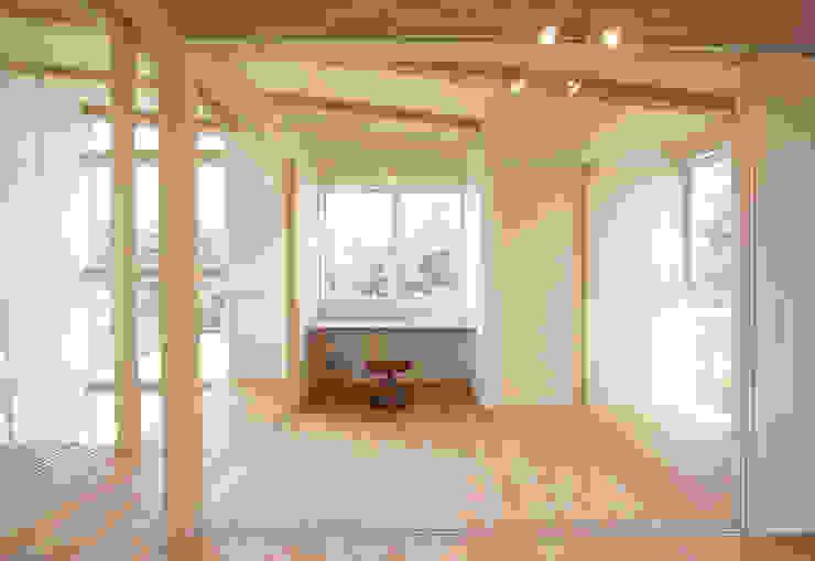 I-house オリジナルデザインの 子供部屋 の クコラボ一級建築士事務所 オリジナル
