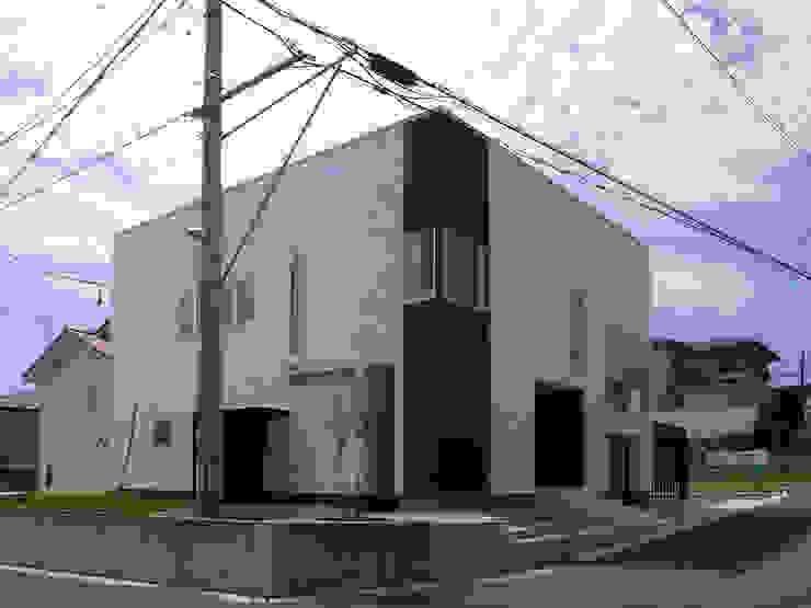K-house オリジナルな 家 の クコラボ一級建築士事務所 オリジナル