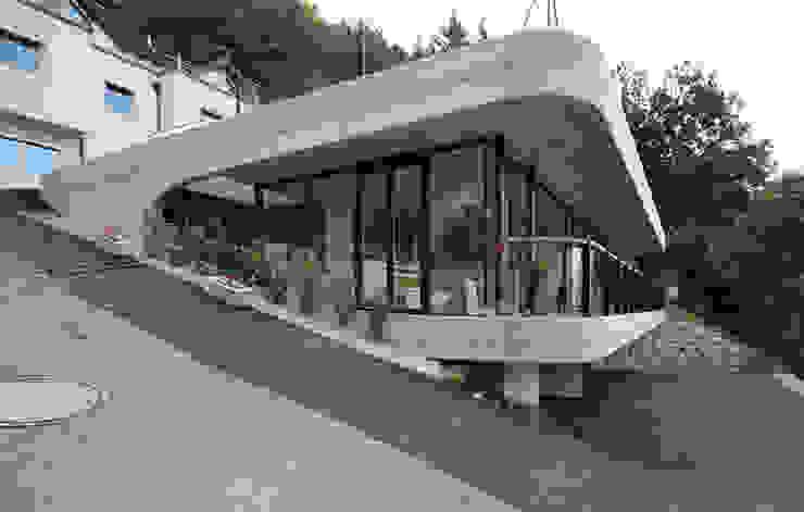 WOHNHAUS P. Moderne Häuser von BESTO ZT GMBH_ Architekt DI Bernhard Stoehr Modern
