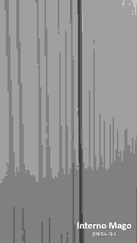 동탄2신도시 아파트 모던스타일 복도, 현관 & 계단 by 인테르노 마고(Interno Mago) 모던