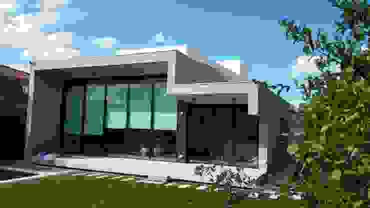 Casas minimalistas de gestion integral de viviendas de diseño sl Minimalista