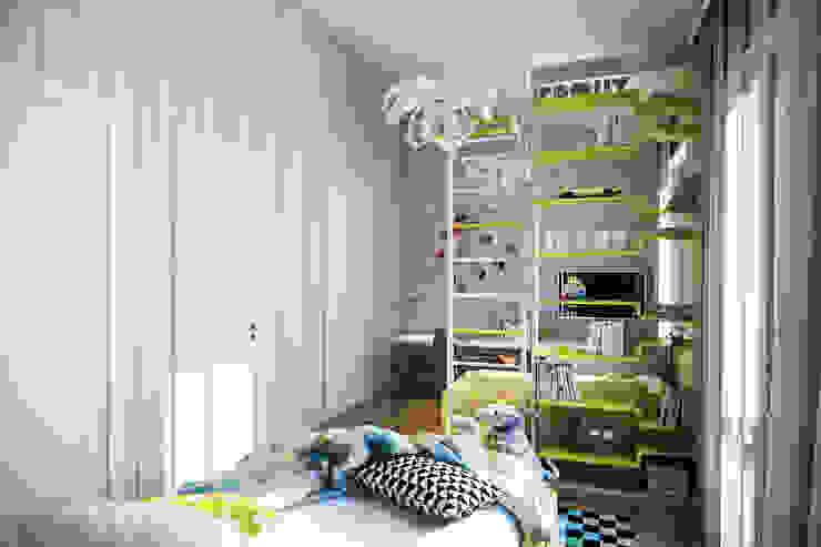 Тот самый LOFT house Детская комната в стиле лофт от Дизайн Мира Лофт