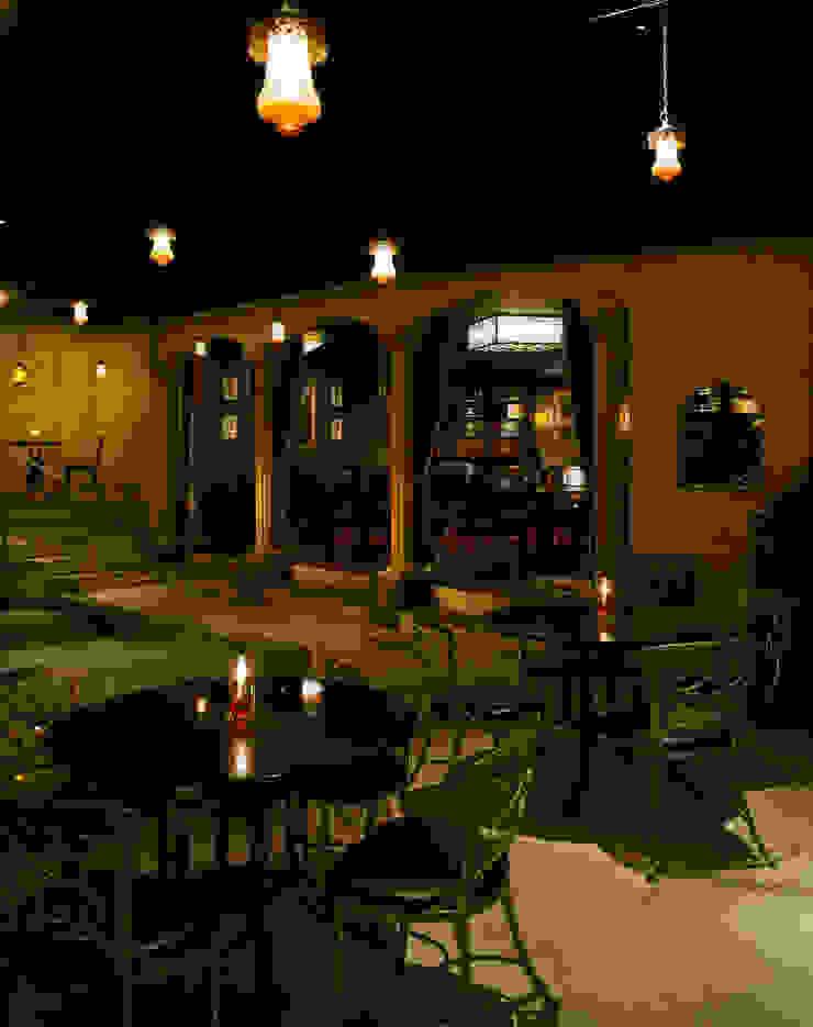 LA BOHEME QUALITA 渋谷店 地中海風レストラン の DESIGN LABEL KNOT 地中海