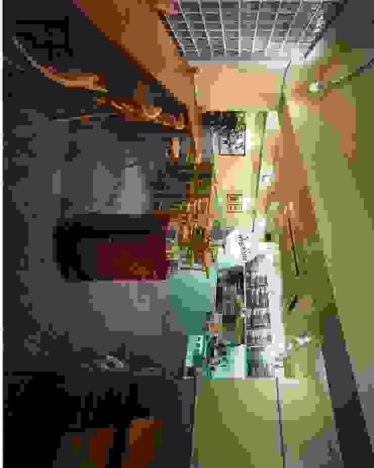 FRESHNESS BURGER 神宮前店 カントリーなレストラン の DESIGN LABEL KNOT カントリー