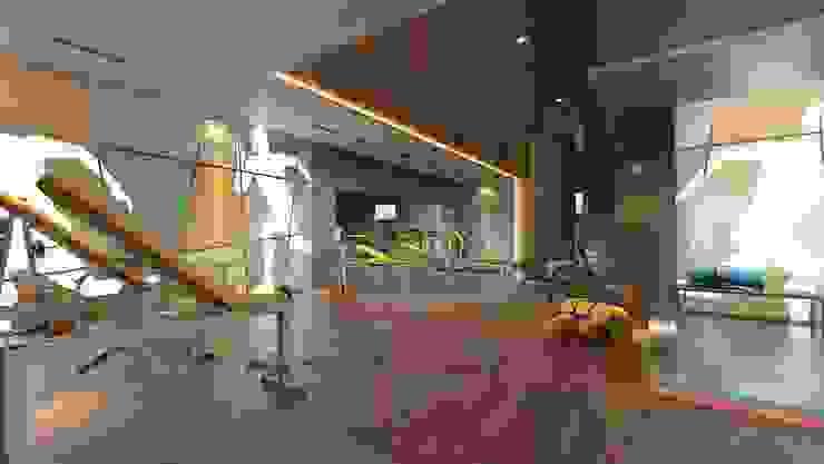 CCT 117 Project in Esenyurt Modern Fitness Odası CCT INVESTMENTS Modern