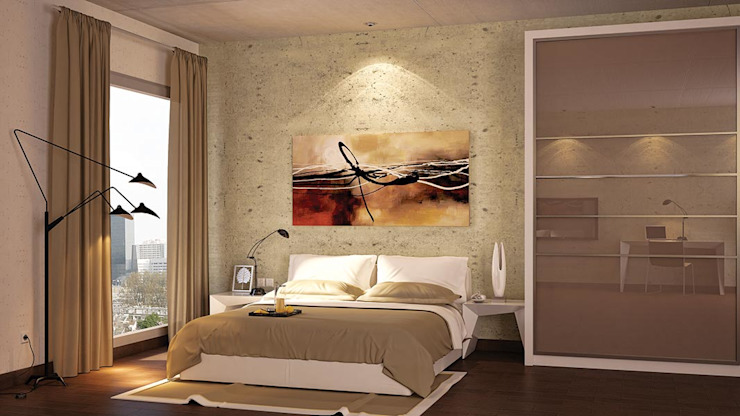 CCT 117 Project in Esenyurt Modern Yatak Odası CCT INVESTMENTS Modern