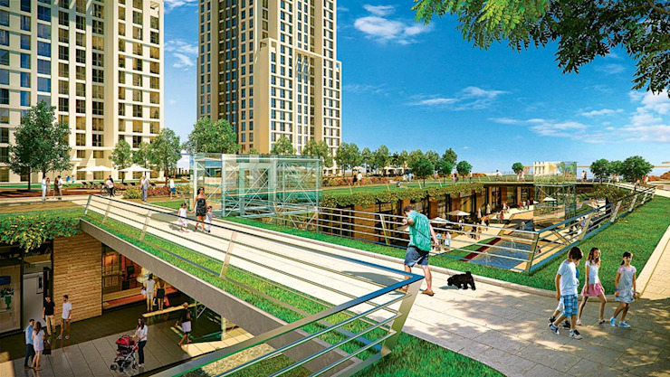 CCT 117 Project in Esenyurt Modern Bahçe CCT INVESTMENTS Modern