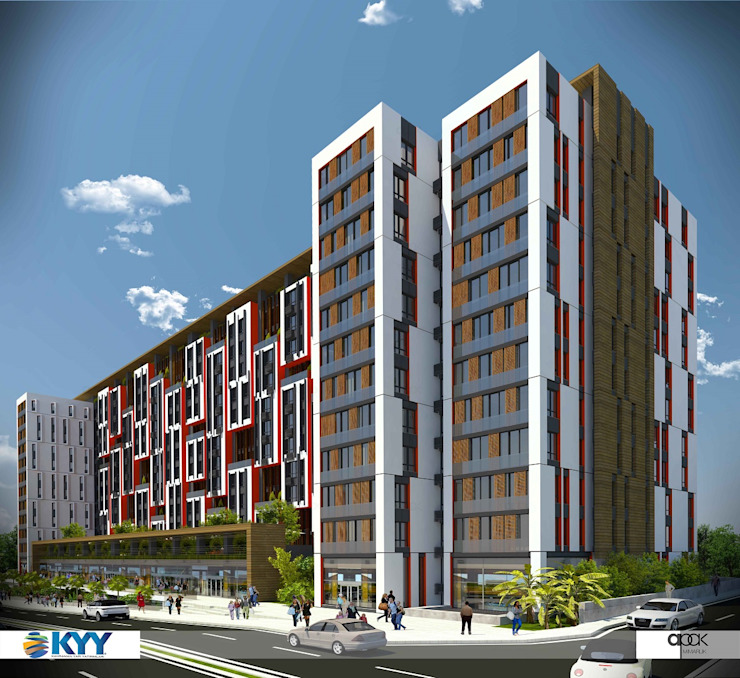 CCT 155 Project in Halic Modern Evler CCT INVESTMENTS Modern