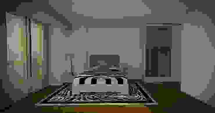 CCT 155 Project in Halic Modern Yatak Odası CCT INVESTMENTS Modern