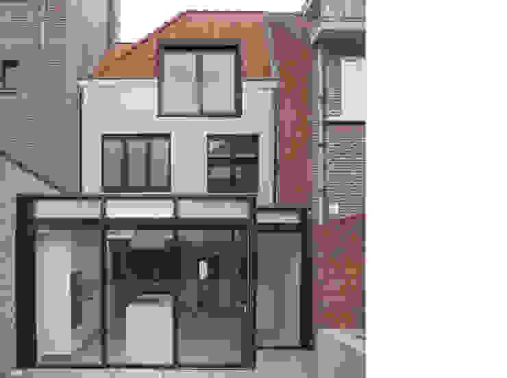 Paredes e pisos minimalistas por planomatic Minimalista