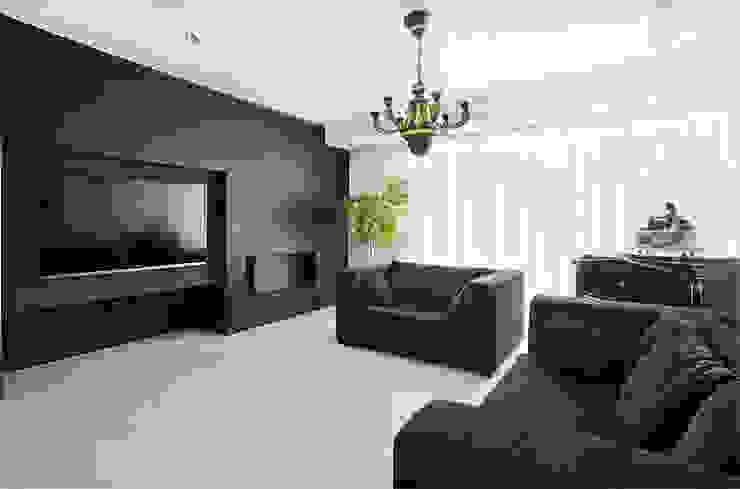 PL+sp. z o.o. Modern living room