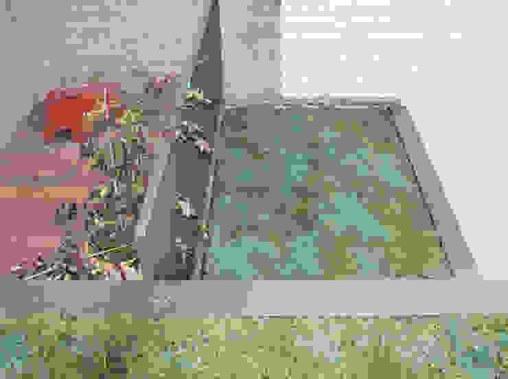 Terrazas de estilo  por planomatic, Minimalista