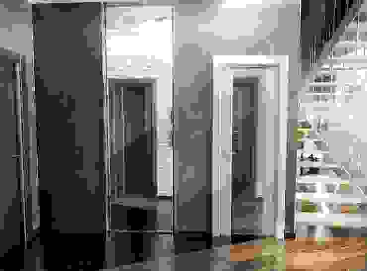 Коридор Коридор, прихожая и лестница в стиле лофт от Проектное бюро O.Diordi Лофт