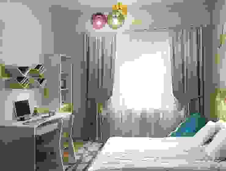 Детская Детская комната в стиле лофт от Проектное бюро O.Diordi Лофт