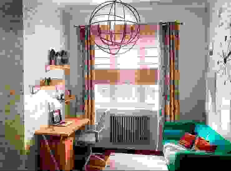 Кабинет Детская комната в стиле лофт от Проектное бюро O.Diordi Лофт