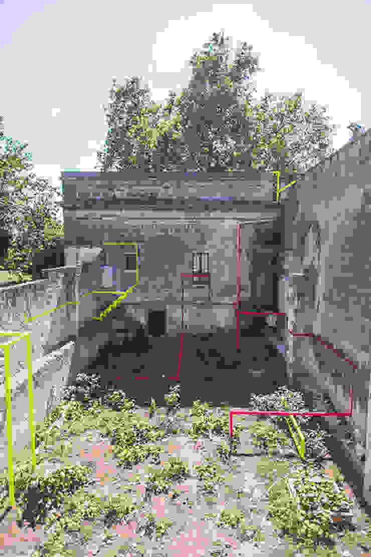 Serious House Jardins ecléticos por FAHR 021.3 Eclético