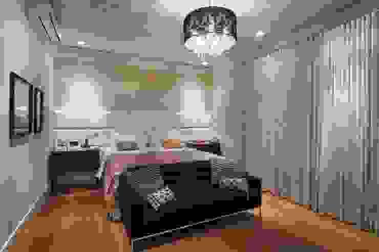 aei arquitetura e interiores 臥室