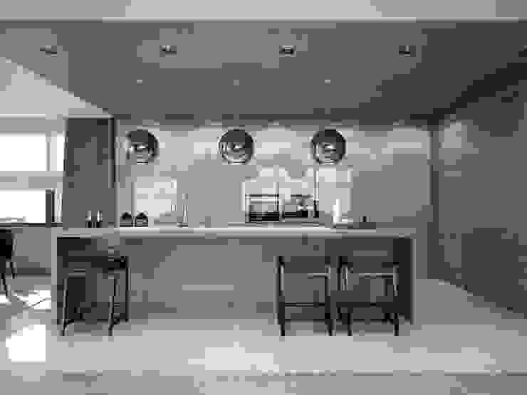 Kitchen by KAPRANDESIGN Мінімалістичний MDF