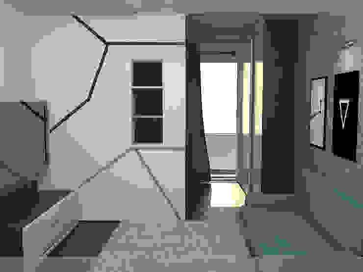 комната парня 17 лет Спальня в стиле минимализм от freeDOM Минимализм Твердая древесина Многоцветный