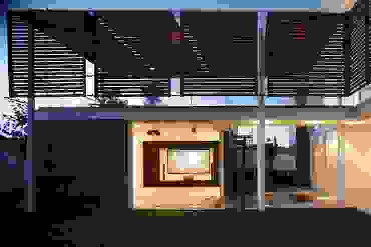 Casa Quince. Casas minimalistas de Echauri Morales Arquitectos Minimalista