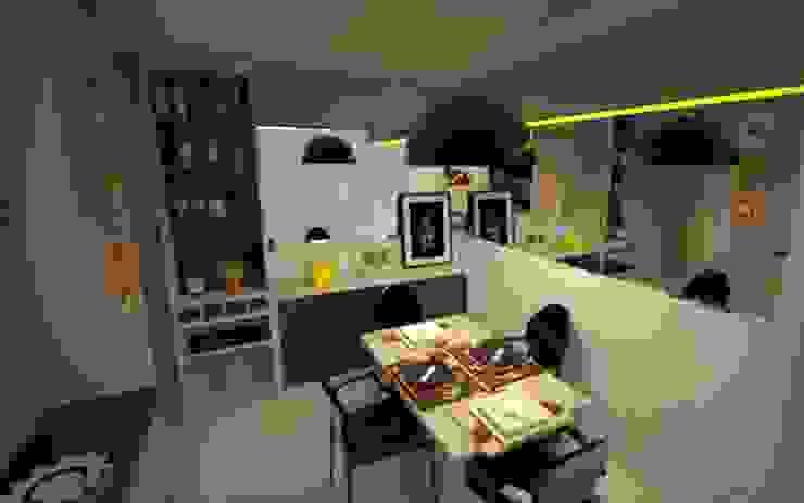 Favoritto – Ce Salas de jantar modernas por Duecad - Arquitetura e Interiores Moderno