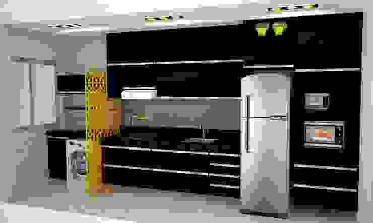 Favoritto – Ce Cozinhas modernas por Duecad - Arquitetura e Interiores Moderno