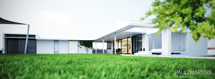 LAGOS HOUSE por PAULO MARTINS ARQ&DESIGN